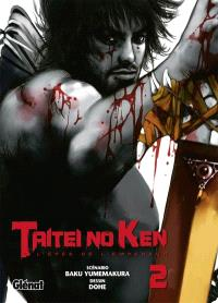 Taitei no ken : l'épée de l'empereur. Volume 2