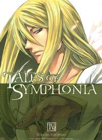 Tales of symphonia. Volume 4