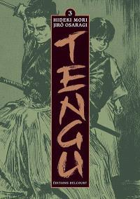 Tengu. Volume 3