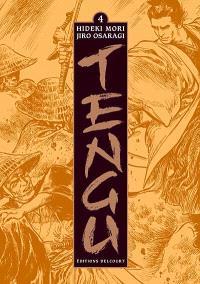 Tengu. Volume 4