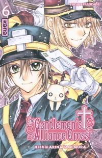 The gentlemen's alliance cross. Volume 6