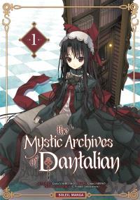 The mystic archives of Dantalian. Volume 1