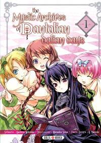 The mystic archives of Dantalian : Dalian days. Volume 1