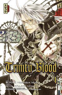 Trinity blood. Volume 1