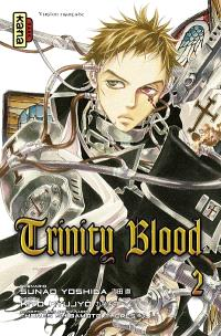 Trinity blood. Volume 2