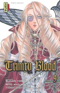 Trinity blood. Volume 9