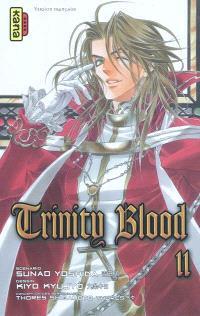 Trinity blood. Volume 11