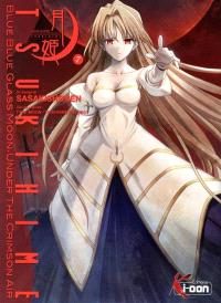 Tsukihime : chroniques de la lune = blue blue glass moon, under the crimson air. Volume 7
