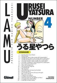 Urusei Yatsura. Volume 4