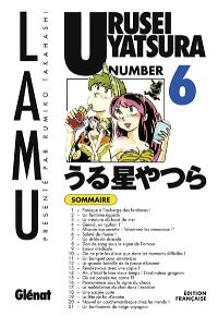 Urusei Yatsura. Volume 6
