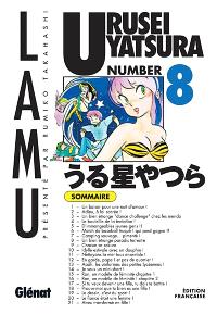 Urusei Yatsura. Volume 8