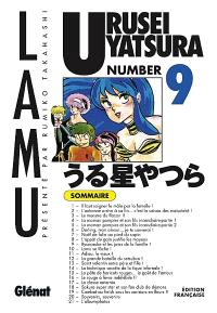 Urusei Yatsura. Volume 9