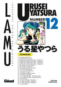 Urusei Yatsura. Volume 12