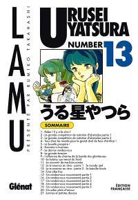 Urusei Yatsura. Volume 13