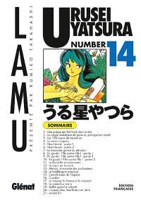 Urusei Yatsura. Volume 14