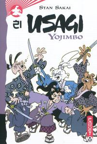 Usagi Yojimbo. Volume 21