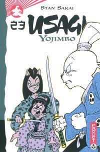 Usagi Yojimbo. Volume 23
