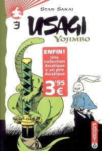Usagi Yojimbo. Volume 3