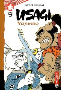 Usagi Yojimbo. Volume 9