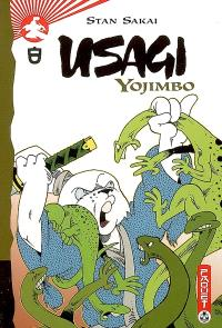 Usagi Yojimbo. Volume 8