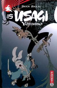 Usagi Yojimbo. Volume 15