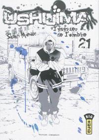 Ushijima, l'usurier de l'ombre. Volume 21