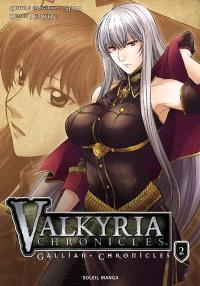 Valkyria chronicles : Gallian chronicles. Volume 2