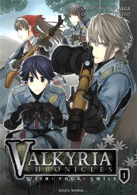 Valkyria chronicles : wish your smile. Volume 1