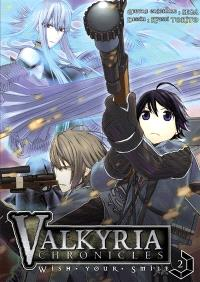 Valkyria chronicles : wish your smile. Volume 2