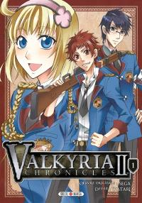 Valkyria chronicles II. Volume 1