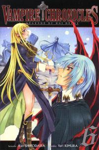 Vampire chronicles : la légende du roi déchu. Volume 6