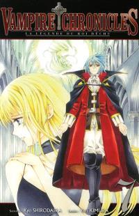 Vampire chronicles : la légende du roi déchu. Volume 7