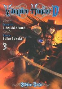 Vampire hunter D. Volume 3