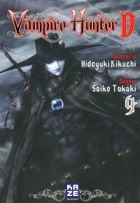 Vampire hunter D. Volume 4, Une ville morte