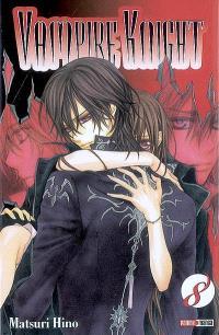 Vampire knight. Volume 8