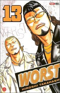 Worst. Volume 13