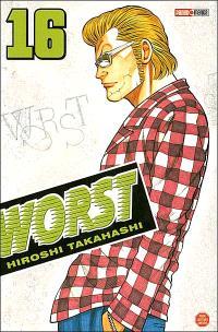 Worst. Volume 16