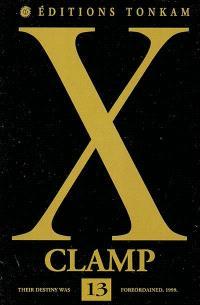 X. Volume 13