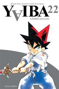 Yaiba : raijin-ken samurai Yaiba kurogane. Volume 22