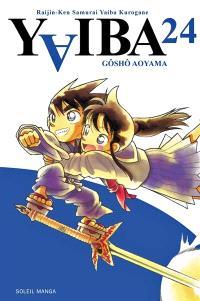Yaiba : raijin-ken samurai Yaiba kurogane. Volume 24