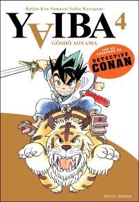 Yaiba : raijin-ken samurai Yaiba kurogane. Volume 4