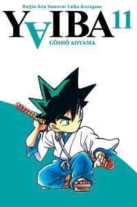 Yaiba : raijin-ken samurai Yaiba kurogane. Volume 11