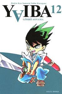 Yaiba : raijin-ken samurai Yaiba kurogane. Volume 12