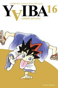 Yaiba : raijin-ken samurai Yaiba kurogane. Volume 16