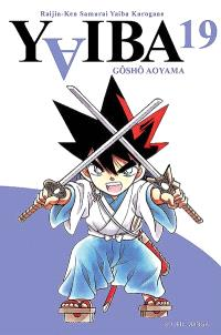 Yaiba : raijin-ken samurai Yaiba kurogane. Volume 19