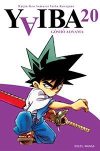 Yaiba : raijin-ken samurai Yaiba kurogane. Volume 20