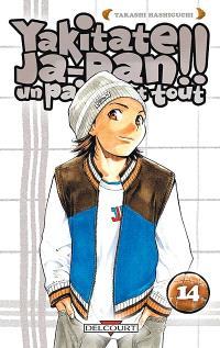 Yakitate Ja-Pan ! : un pain c'est tout. Volume 14