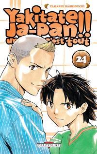 Yakitate Ja-Pan ! : un pain c'est tout. Volume 24