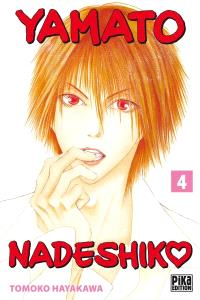 Yamato Nadeshiko. Volume 4