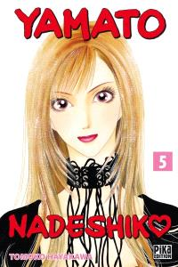 Yamato Nadeshiko. Volume 5